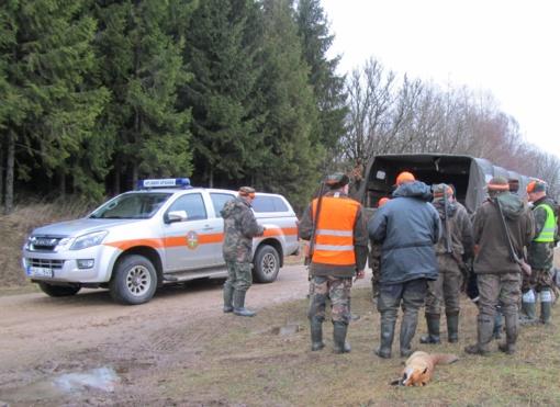 Šiaulių rajone rastas negyvas vilkas
