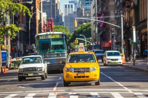 Niujorko valdžia surinko iš miesto gyventojų rekordinę baudų sumą