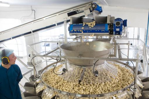 Atidarytas analogų Europoje neturintis ekologiško maisto fabrikas