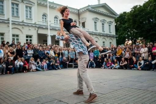 Kultūrai ir sportui Vilniuje - 383 tūkst. eurų