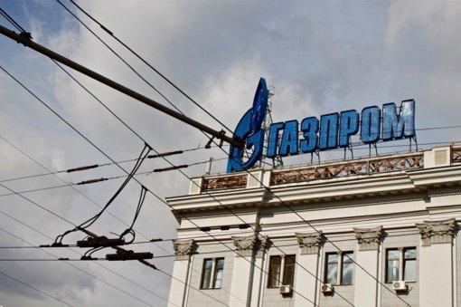 """Europos Komisija ir """"Gazprom"""" turėtų derėtis dėl naujų įsipareigojimų - Ž.Vaičiūnas"""