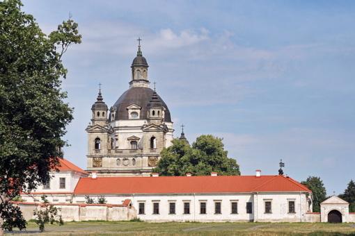 Drauge su vasara per Lietuvą keliaus ir Pažaislio festivalis