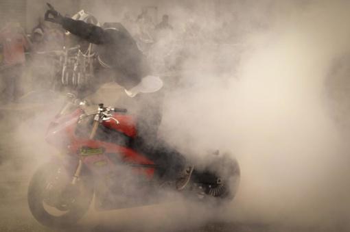 Gegužės pabaiga motociklininkams žada smagaus sezono pradžią
