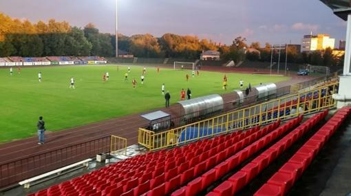 Sportas Panevėžyje