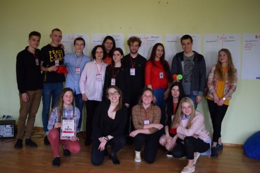 Išrinkta geriausia jaunimo užimtumo idėja
