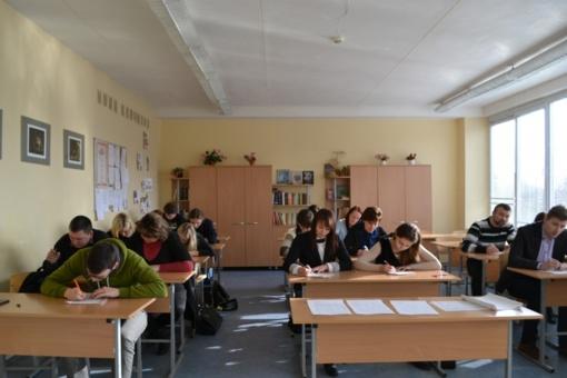 A. Monkevičius: sprendimai dėl mokslų metų pabaigos – po dviejų savaičių