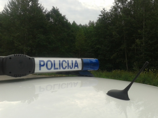 Klaipėdos rajone vagonėlyje bendrovės teritorijoje rasta negyva moteris