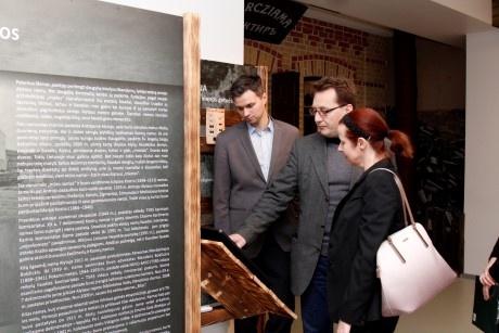 JAV ambasados darbuotojai – Alytaus kraštotyros muziejuje