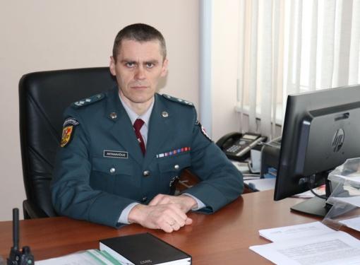 Marijampolės policija pradėjo darbą pagal naują veiklos modelį