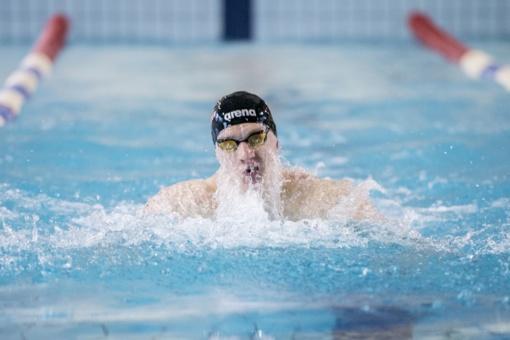 """Startavo tarptautinis plaukimo sprinto festivalis """"Anykščiai - 2017"""""""