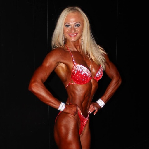 D. Varnelienei - Europos kultūrizmo ir fitneso čempionato bronza