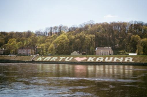 Kaunas seka sostinės pėdomis - aktyviai statomi ir perkami nauji butai