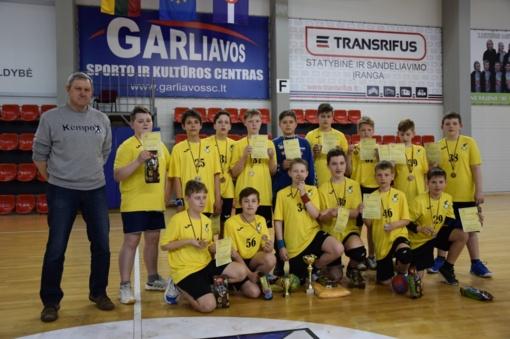KKSC rankininkams – bronziniai apdovanojimai