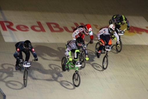 G. Pabijanskas pasaulio BMX dviračių taurės etape Olandijoje pasiekė šešioliktfinalį