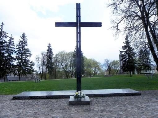 Pagerbtas Antrojo pasaulinio karo aukų atminimas