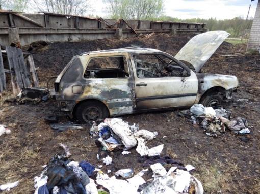 Molėtų rajone kilęs gaisras – lyg iš filmo scenarijaus