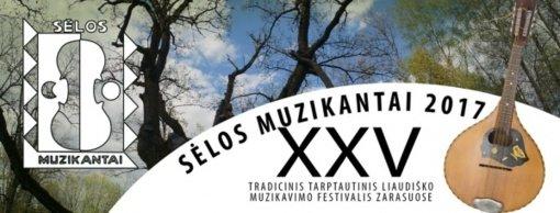 """Tarptautinis tradicinis liaudiško muzikavimo festivalis ,,Sėlos muzikantai"""""""