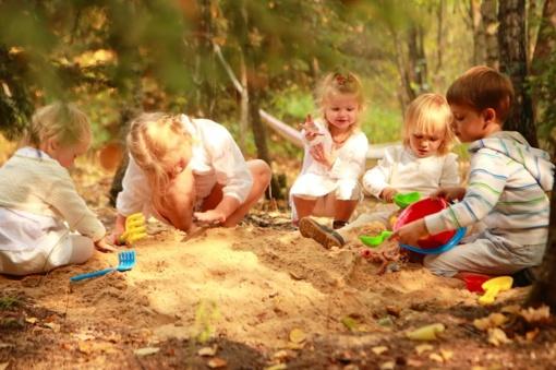 Vieniems vaikams vasaros stovyklos nekainuos, kitiems - iki 500 eurų už savaitę