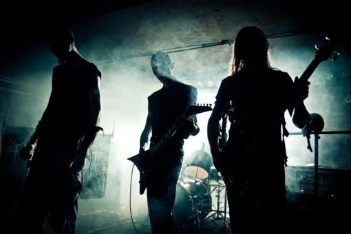 Kaune naują kūrybą pristatys keturios jaunosios kartos juodojo metalo grupės