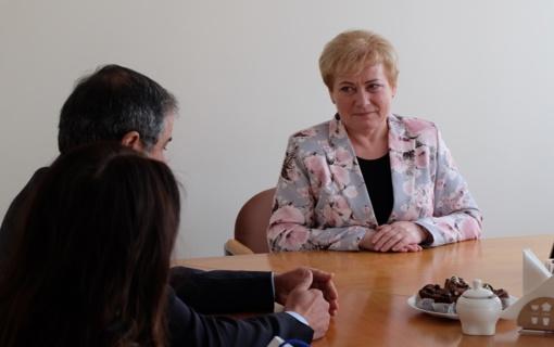 Glaudus bendradarbiavimas su Izraelio ambasada Lietuvoje tęsiamas