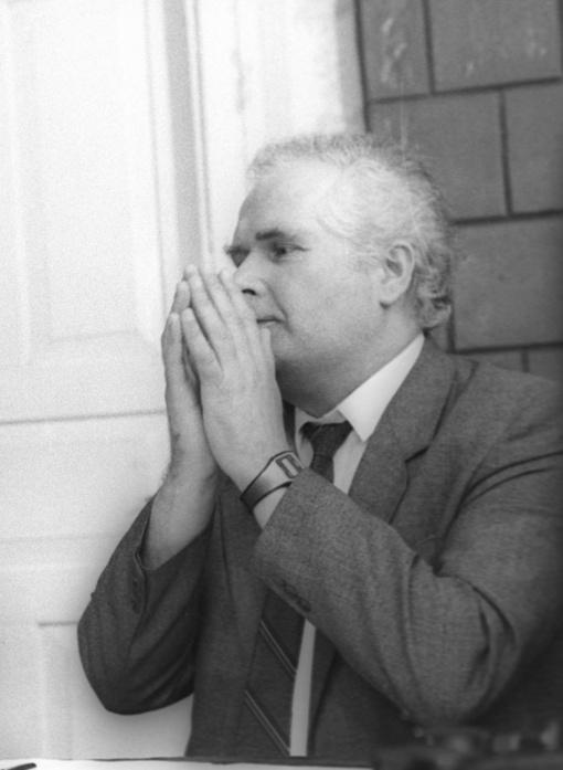 Mirė žurnalistas ir redaktorius Henrikas Savickas