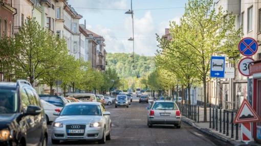 Maironio gatvėje dėl remonto darbų ribojamas eismas