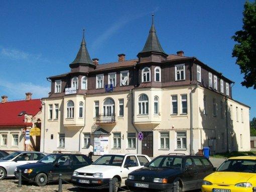 Kontrolės komiteto posėdis Rokiškyje