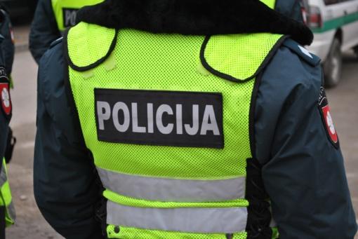 Policija kviečia savivaldybes aktyviau prisidėti užtikrinant karantino taisyklių laikymąsi
