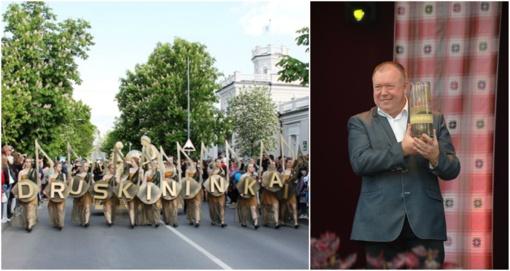 """L. Urmanavičius: """"Vasaros pradžią šiais metais Druskininkai skelbs įspūdingu karnavalu ir gausybe renginių"""""""