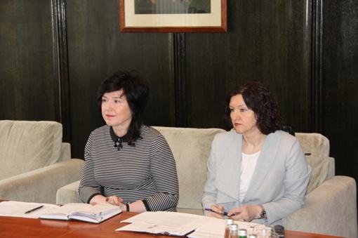 Aptartas Druskininkų savivaldybės ir Valstybinės mokesčių inspekcijos bendradarbiavimas
