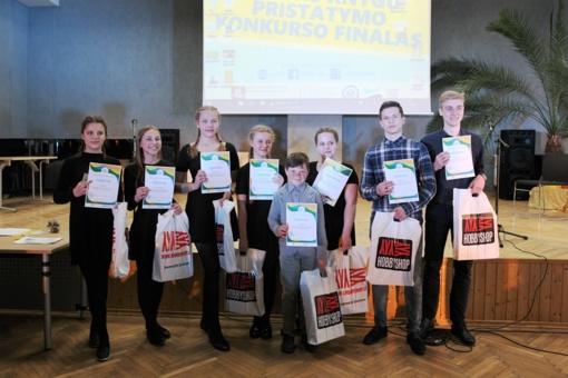 Knygos pristatymo konkursas išsiplėtė į regionus