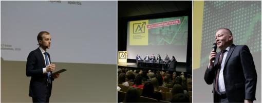 """Alytaus ekonomikos forumas: """"Kaip laimėti regionų lenktynes dėl žmonių ir investicijų?"""""""
