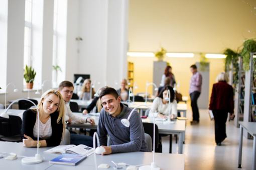 Per šešerius metus Lietuvoje besimokančiųjų skaičius sumažėjo penktadaliu