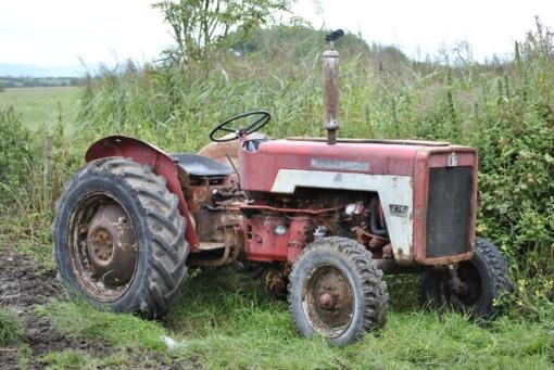 Alytaus rajone žuvo traktorininkas
