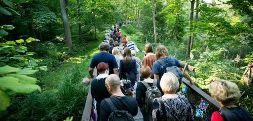 Tarptautinei biologinės įvairovės dienai skirta šventė