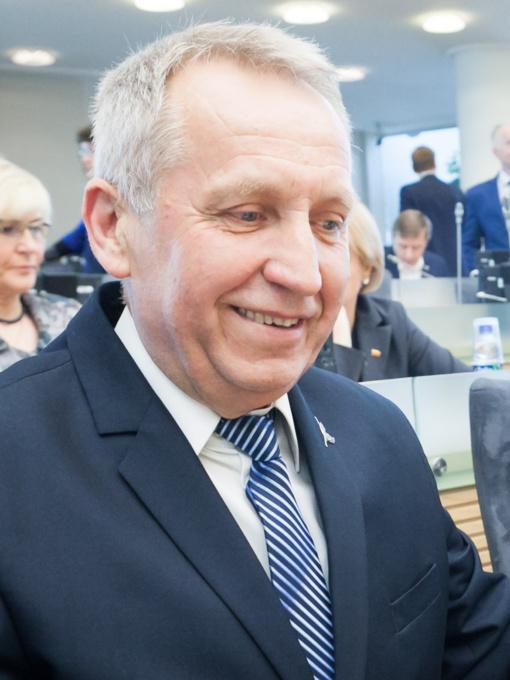Naujasis Seimo narys A. Baura ketina dirbti Energetikos komisijoje.