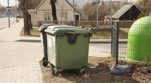 Ieškoma sprendimų dėl rinkliavos už atliekas pokyčių