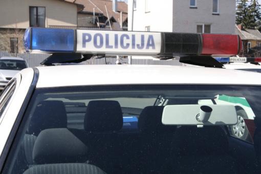 Vilniuje su narkotinėmis medžiagomis sulaikyti keli jaunuoliai