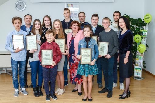 """Paskelbti moksleivių nuotraukų konkurso Sveika šeima"""" nugalėtojai"""