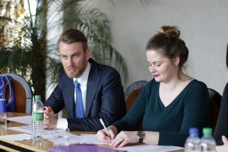 Jaunimo reikalų departamento atstovų vizitas: kaip jaunimo politika įgyvendinama Alytuje?