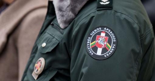 Susitikimas su Valstybės sienos apsaugos tarnybos vadu generolu Renatu Požėla