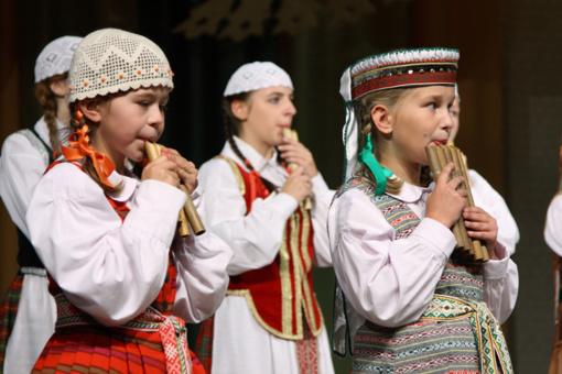 Utenoje – skudutininkų, ragų ir daudyčių pūtėjų festivalis