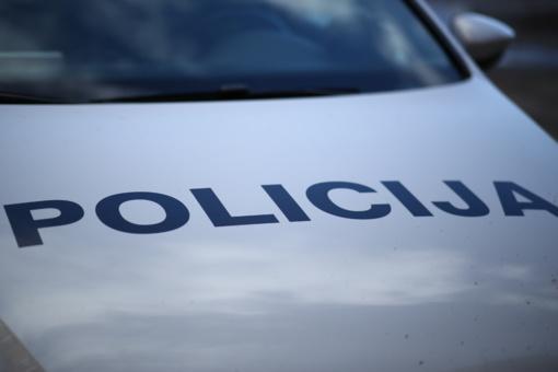 Eismo įvykio metu žuvo motociklo vairuotojas
