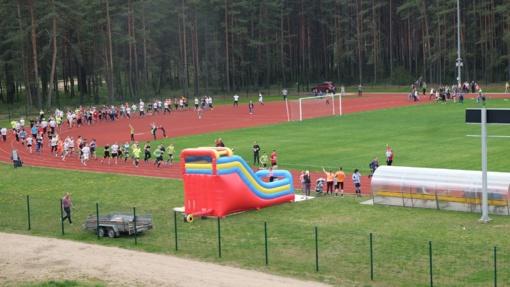 Varėnos krašto bendruomenę sujungs didelė sporto šventė