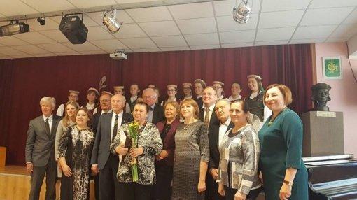 Stanislovo Rapolionio premija – už lietuviškos kultūros puoselėjimą