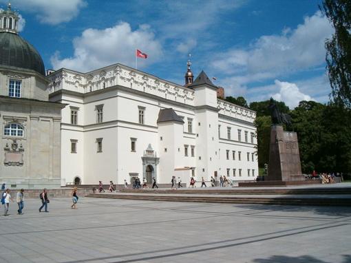 Tarptautinę muziejų dieną Valdovų rūmuose - nauja paroda