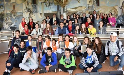 Utenoje vieši tarptautinio projekto dalyviai iš Prancūzijos, Ispanijos, Graikijos ir Italijos
