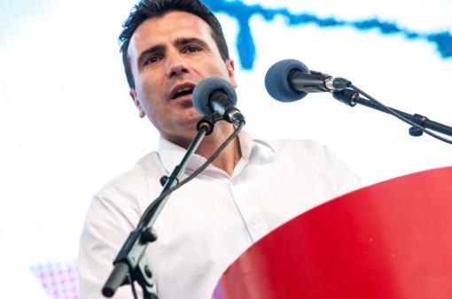 Makedonijos prezidentas suteikė opozicijai mandatą suformuoti vyriausybę