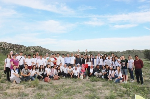 "Erasmus+ projektas "" Better environment better future"" – tiltas tarp tautų"
