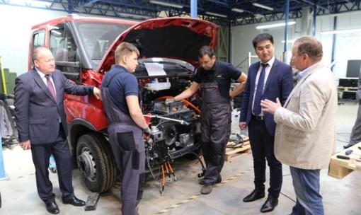 Kazachstanas siūlo lietuvių verslininkams svaiginamų galimybių